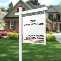 engel and volkers sign posts